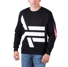 Alpha Industries Ανδρικό φούτερ Side Logo Sweater